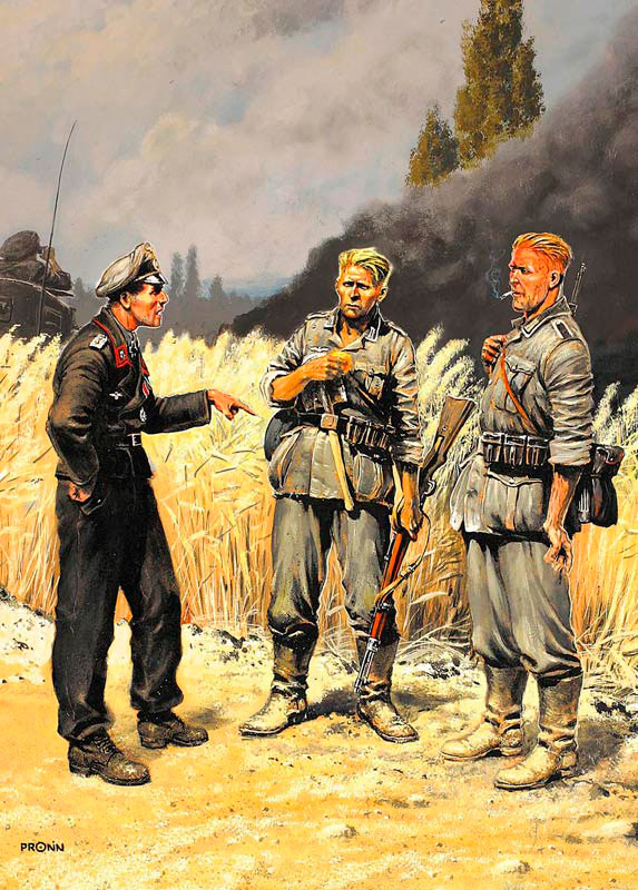 German Soldiers (1939-1942) /3510/