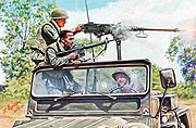 Charlie on the left!!! Vietnam war kit series! /35105/