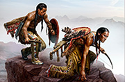 Indian Wars Series. Raid /35138/