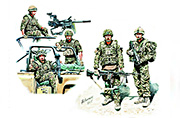 Modern UK Infantrymen, present day /35180/