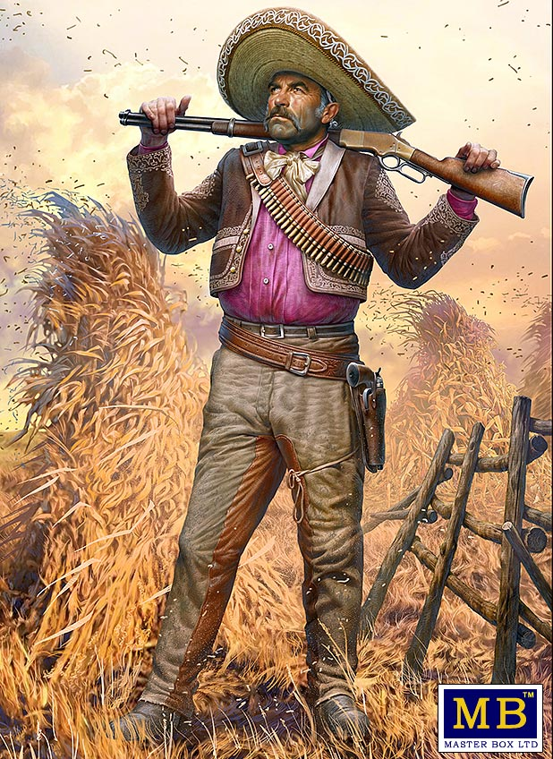 Outlow. Gunslinger series. Kit No. 3. Pedro Melgoza - Bounty Hunter /35205/