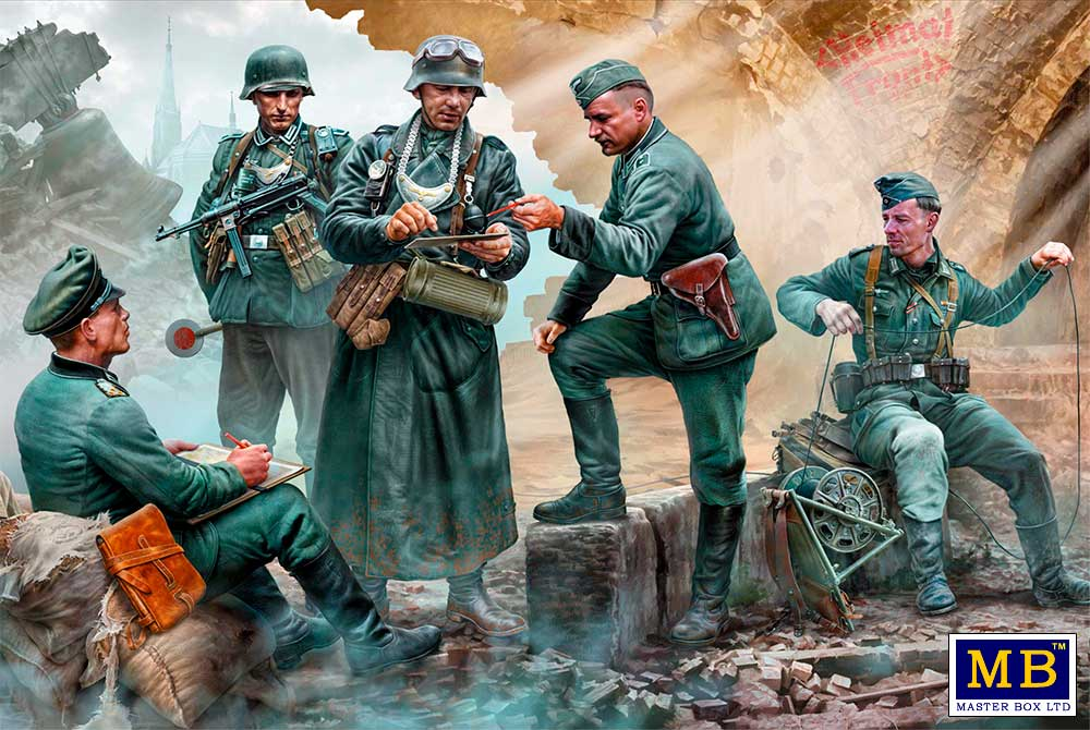 German military men, WWII era /35211/