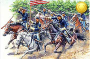 8th Pennsylvania Cavalry 89th Regiment Pennsylvanian Volunteers, Battle of Chancellorsville, May, 2nd, 1863. American Civil War Series. Attack!