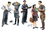 Maquis, French Resistance /3551/
